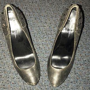 Jessica Simpson Heels - Size 11B